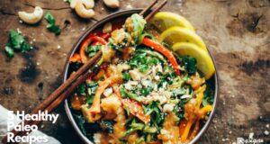 5 Healthy Paleo Recipes