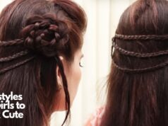 Easy Hairstyles for Girls to Look Cute