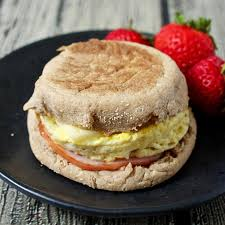 Paleo Sausage Egg McMuffin