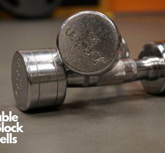 Power Block Adjustable SpeedBlock Dumbbells