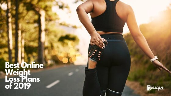 Best Online Weight Loss Plans of 2019