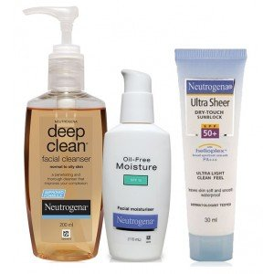 Best oily skincare products