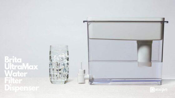 Brita UltraMax Water Filter Dispenser