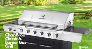 Char-Broil Classic 6-Burner Gas Grill