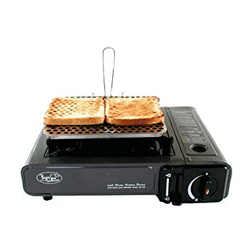Features of the Bright Spark Toaster
