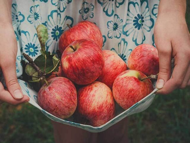 How Much Nutrition in an Apple