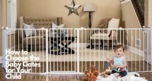How to Choose the Baby Gates for Your Child