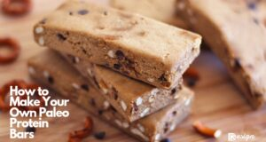 How to Make Your Own Paleo Protein Bars
