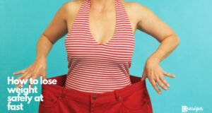 How to lose weight safely at fast