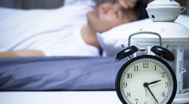 Irregular sleep/ wake cycle