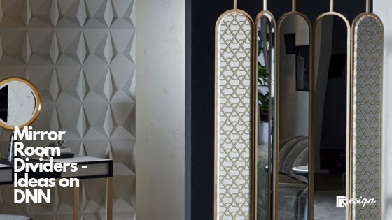 Mirror Room Dividers - Ideas on DNN