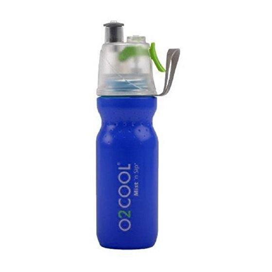 O2 Cool Mist 'N Sip 20 Ounce Hydration Bottle