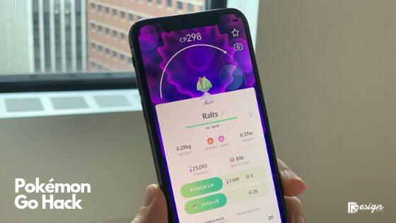Pokémon Go Hack