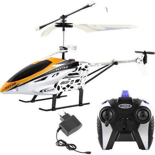 Remote Control Helicopter with a camera