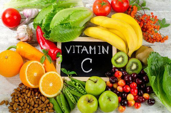 Take Vitamin C Rich Food