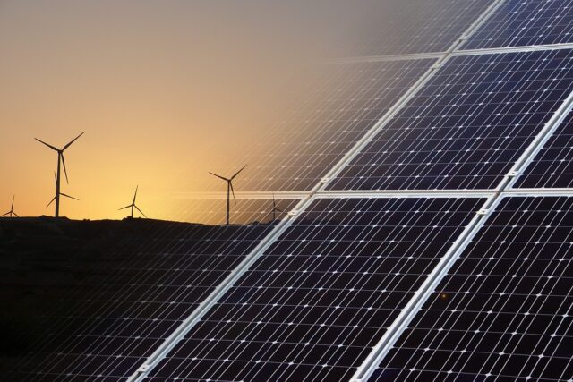 The need for substitute of conventional energy