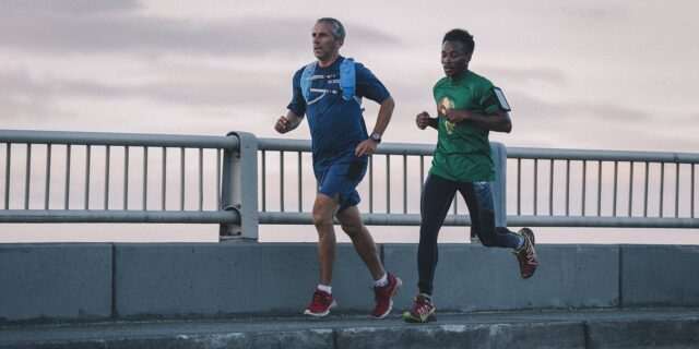 Train for Marathon