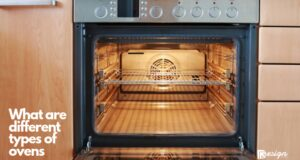 What are different types of ovens