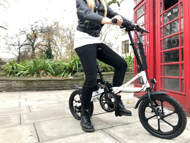 What is a folding bike