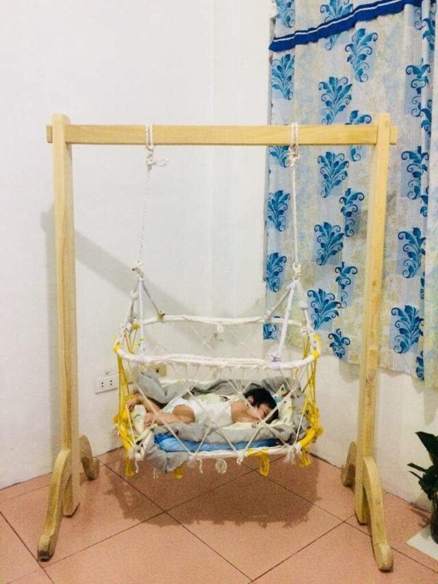 Why do I need to buy a baby swing and bouncer
