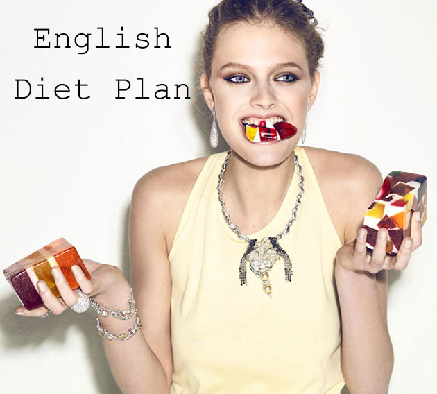 consistent dieting plan