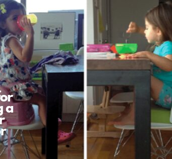4 Tips for Getting a Booster Seat for Table