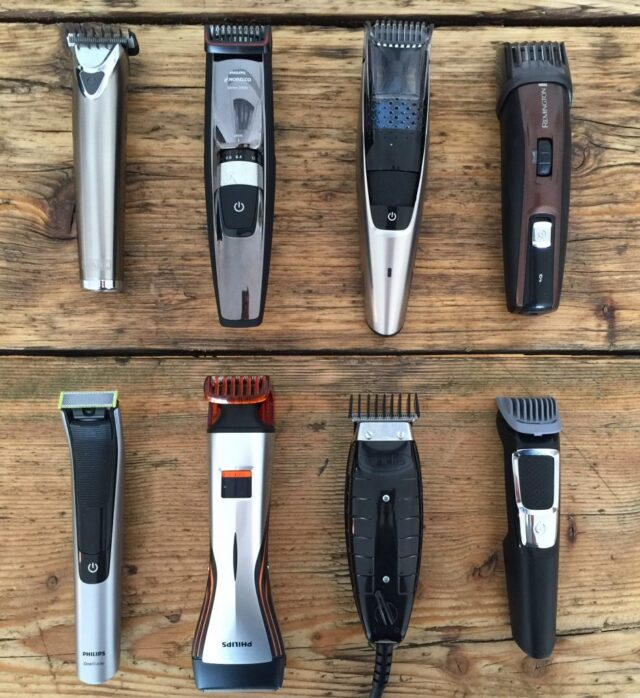 Best Mustache Trimmers