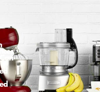 Kitchen Appliances Which Can Be Replaced Of Repaired