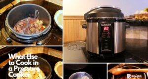 What Else to Cook in a Pressure Cooker