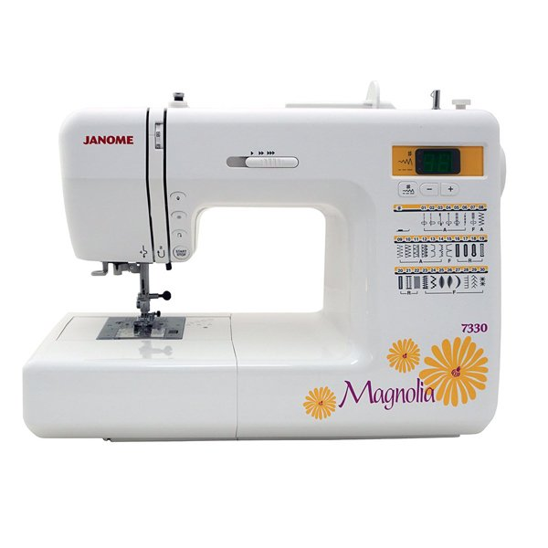What are the parts of the sewing machine