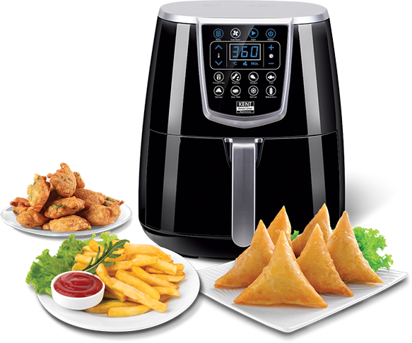 buy an air fryer which