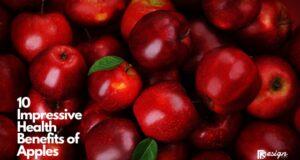 10 Impressive Health Benefits of Apples