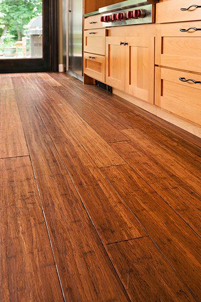 Advantages of using the Bamboo Laminate Flooring