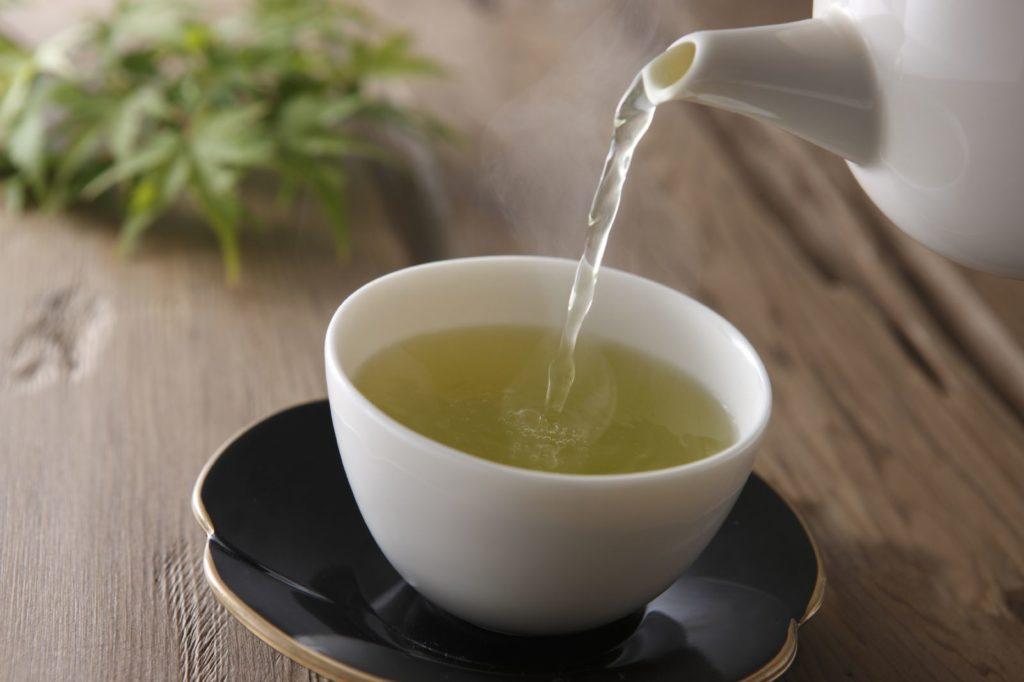 Diet of green tea