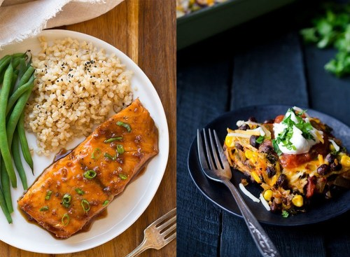 Healthy meals for weight loss