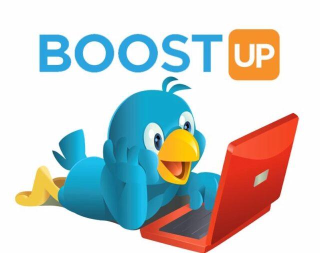 Online marketing through social media