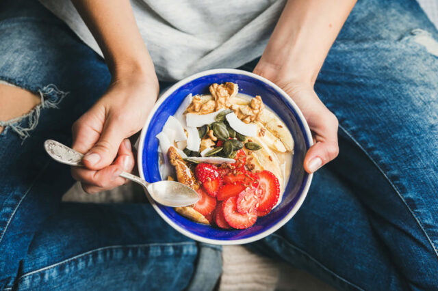 Some tips to follow while you're in weight loss diet