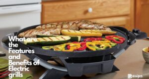 What are the Features and Benefits of Electric grills