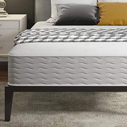 A layer of foam
