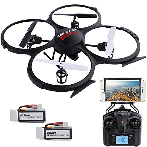 Features of the UDI U8181A Quadcopter Drone
