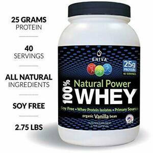 This is the place the principle advantages of organic whey protein venture in