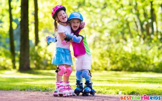 Top Rated Roller Skates for Kids