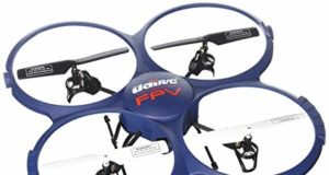 UDI U818A Quadcopter Drone Review