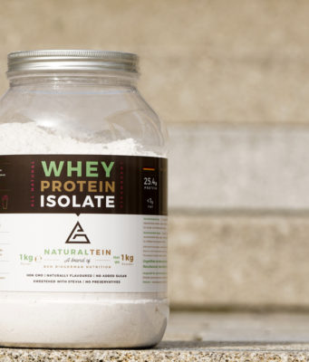 Use Organic Whey Protein Isolate and Keep Body Fit