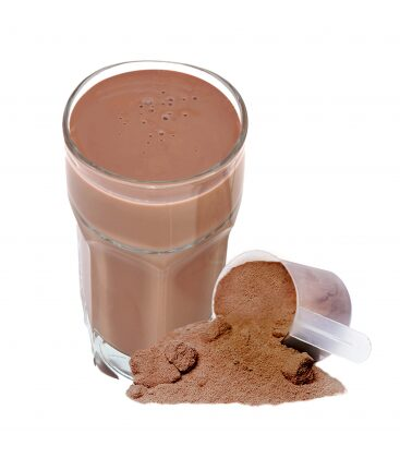 Would Organic Whey Protein isolate be able to show signs of improvement